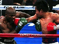 Pacquiao Quietly Goes About Being a Real Fighter