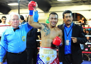 Gesta Puts The Hurt On Arceo In San Francisco
