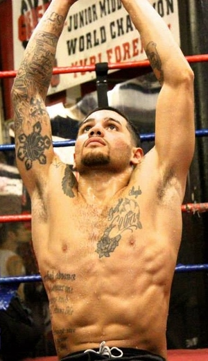 Perez Features On April 28 Card In Bayamon
