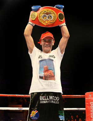 Hall Defends IBF Title Against Butler