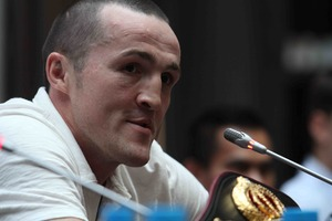 Lebedev back with a win.