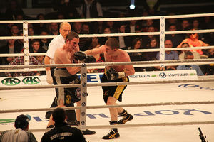 Full report: Baysangurov Regains IBO Crown