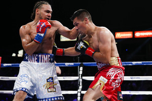 Thurman and Matthysse Stop Foes in California