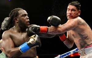 """Stiverne KO's Arreola in Six for WBC Heavyweight Title"""