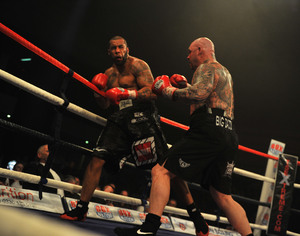 Browne Fires Back At Heavyweight Rivals