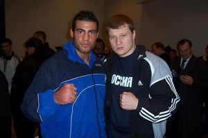 Povetkin And Charr Prepare For Battle