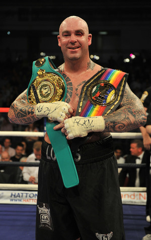 Browne Backs Fury To Defeat Rudenko