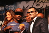 Press Conference: Maidana All Business/Mayweather Retirement Hint