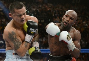 Video: Mayweather Vs Maidana Post Fight/Exclusive Khan Interivew