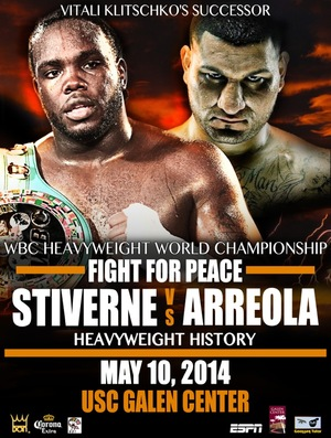 Arreola Has A Shot At Redemption Against Stiverne
