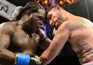 Video Exclusive: Bermane Stiverne Talks Deontay Wilder