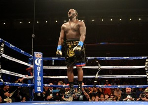 "Stiverne Promising A ""Short And Painful"" Night For Wilder"