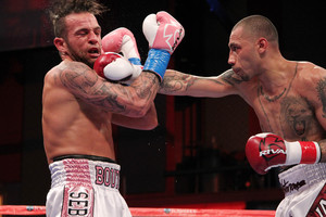 Galarza vs Bouchare