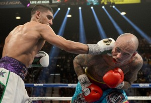 Khan  Hopes To Face 'Pac Man'