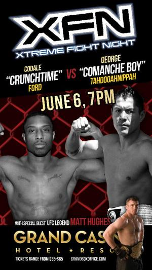 'Comanche Boy' Returns On June 6