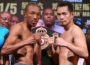Video: Vetyeka And Donaire Weigh In