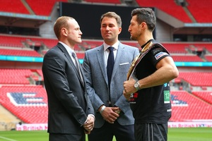 "Froch: ""This Is By Far The Biggest Fight Of My Unbelievable Career."""