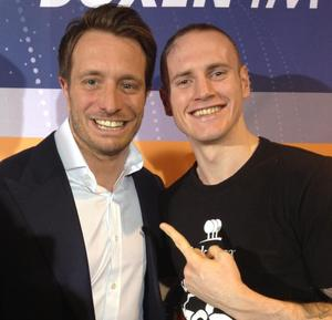 Groves Signs Promotional Deal With Sauerland Promotions