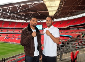 DeGale Is Mentally And Physically Prepared For  Gonzalez Challenge