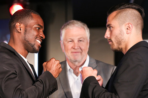 Lemieux And Guerrero Hope To Produce A Knockout Performance