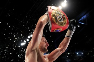Froch Hopes To Finish Career In Las Vegas