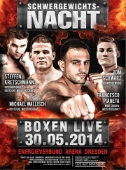 Heavyweight Boxing Tournament Lands In Dresden