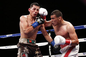 Centeno Jr Schools Ibarra Over 10 Rounds