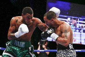 Wade Takes On Soliman In Shelton
