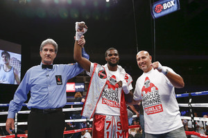 Browne Takes On Campillo, Sept 12