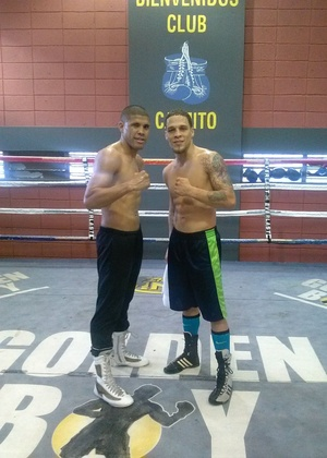 Lopez And Oquendo Focused On MGM Undercard Bouts