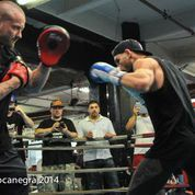 Algieri Reports His 'Best And Most Intense Training Camp'