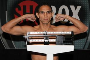 Perez  Faces Argenis For Interim Title