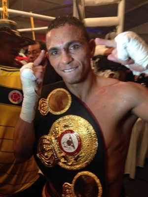 Perez Captures WBA Interim Title