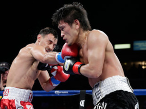 Guerrero Goes to War With Kamegai/Lomachenko Makes History