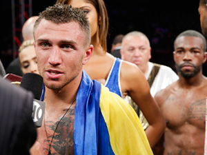 Lomachenko and Walters on summer collision course