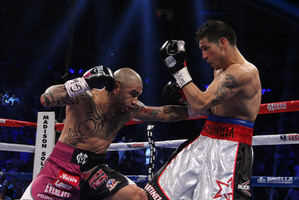 Cotto Hands Martinez A Beating In New York (FULL REPORT)