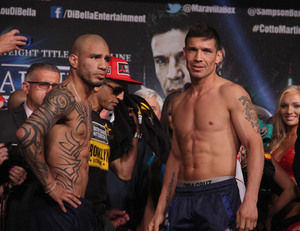SecondsOut Team Picks: Martinez Vs Cotto
