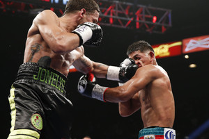 Mares Bounces Back With Decision Win