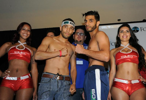 Alberto Garza and Billy Dib weigh in