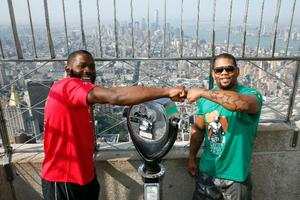 Heavyweights Climb The Empire State Building