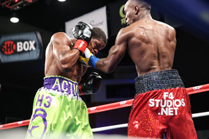 Douglas And Soro Battle To A Draw In Verona