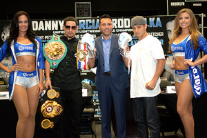 Garcia,Salka,Peterson, Santana And Jacobs Media Call Quotes