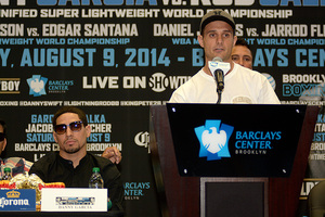 Garcia: 'Its My Show And i'm Gonna Put On A Great Performance'