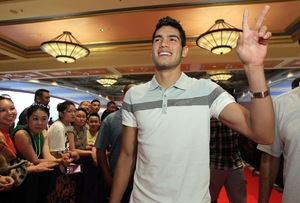 The irresistible force of Gilberto Ramirez