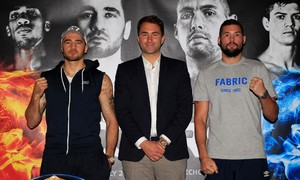 Cleverly Vs Bellew ll Is Close To Being Finalised