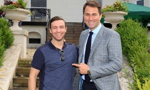 Macklin Teams Up With Hearn