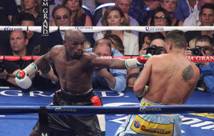 Mayweather And Maidana Ready To Rumble In Rematch