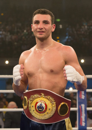 Gevor Brothers To Fight On August 16