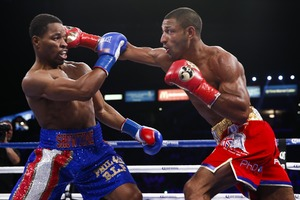 Brook and Dirrell Win First Titles/Figueroa Affirms Championship Heart