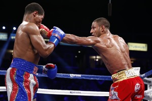 Exclusive Kell Brook Post Fight Video Interview